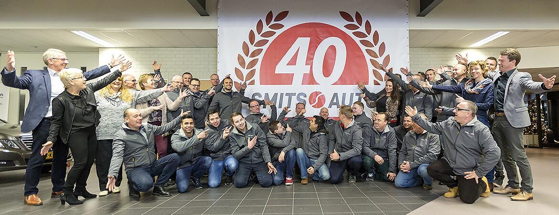 40 jaar team 2