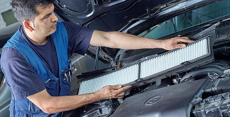 auto airco onderhoud