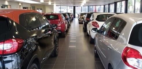 Occasions Smits Autobedrijf garage Bergambacht showroom