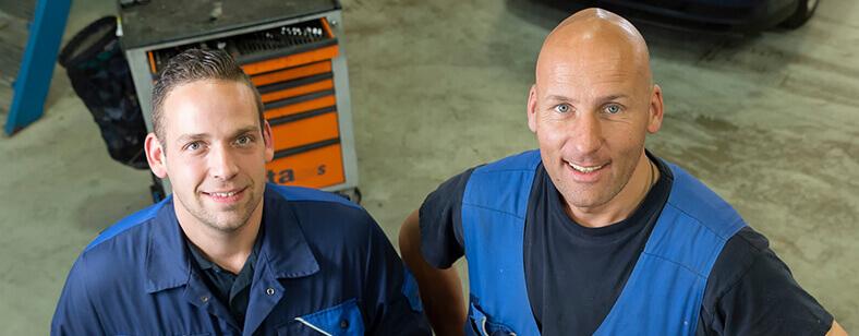 auto reparatie offerte