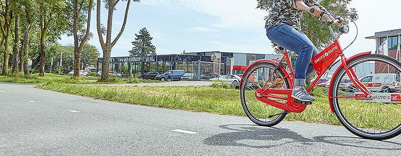 vervangend vervoer fiets